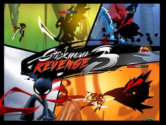 Stickman Revenge 3 - Zlacnené aplikácie pre iPhone/iPad a Mac #01 týždeň