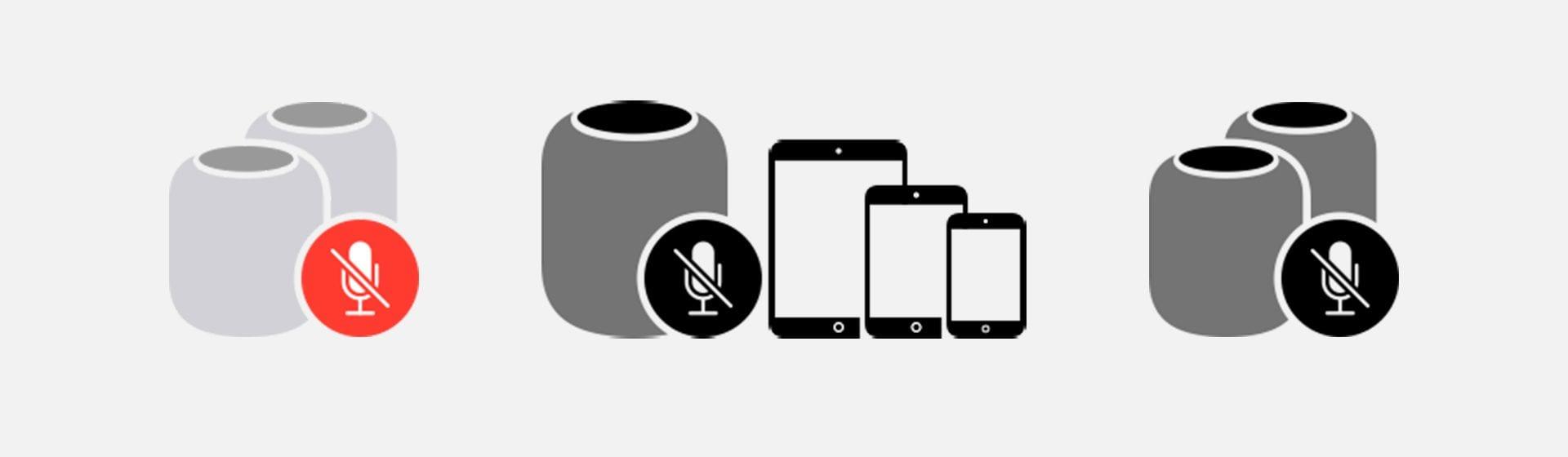 homepod icons ios 9to5 - Novinky za uplynulý týždeň: HomePod sa blíži, Apple investuje, Tim Cook o batériach a ďalšie...