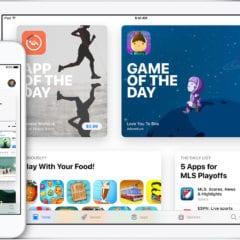 ios11 iphone8 ipad app store hero 240x240 - iOS 12 a macOS 10.14 budú podporovať univerzálne aplikácie pre Mac, iPhone aj iPad