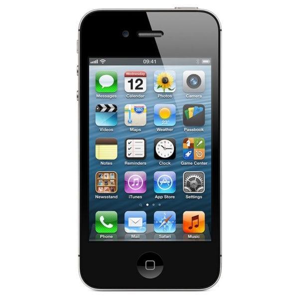 iphone 4s iOS 6 600x600 - Apple opäť umožňuje downgrade na staršie verzie iOS, zrejme len dočasne