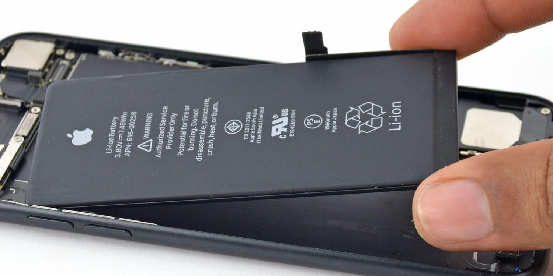 iphone 7 battery - Týždeň v skratke: filmový producent Tim Apple, ohybné sklo a skromné Nintendo