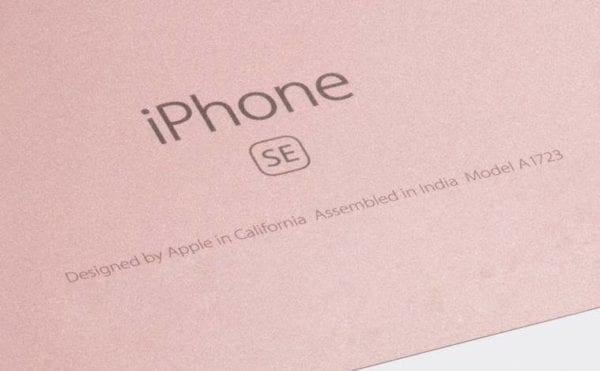 iphone se closeup 600x371 - iPhone SE 2 je podľa KGI otázny, Apple naň nemá dosť ľudí