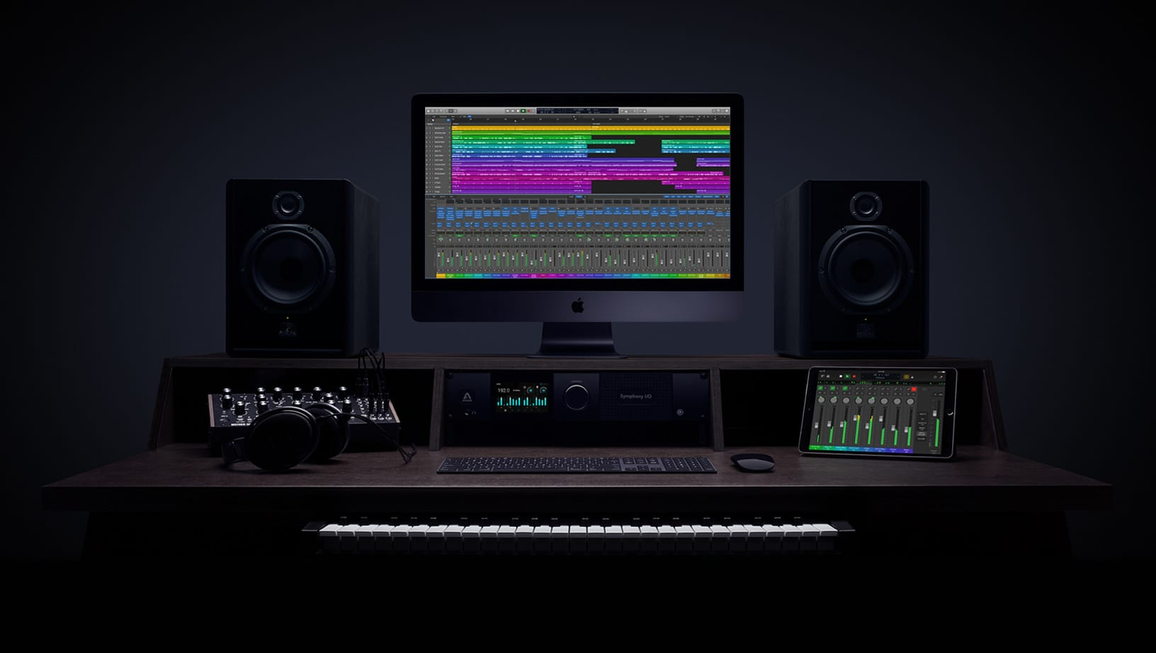 Logic Pro X 10.4 iMac