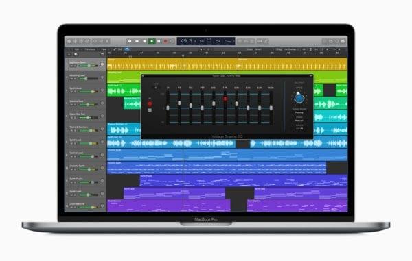 logic pro x update vintage eq screen 012418 600x381 - Veľký update pre Logic Pro X pridáva Smart Tempo, nové pluginy a loopy