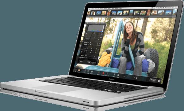 13.3 inch macbook pro ts001021 600x363 - Spät do minulosti: Apple PowerBook a MacBook