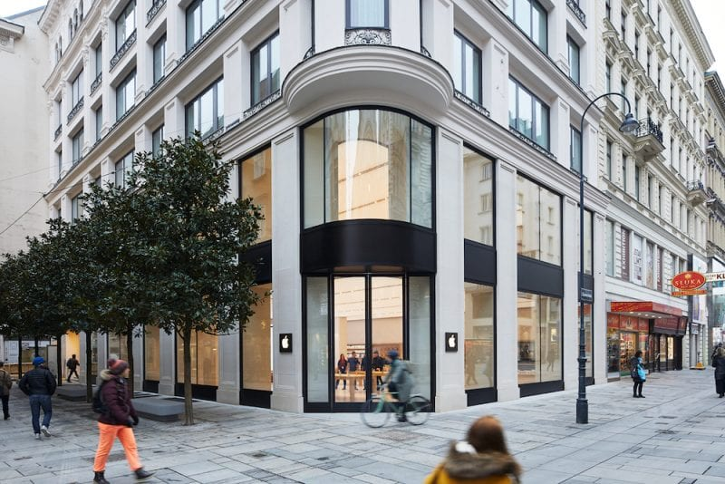 Apple Store Viedeň