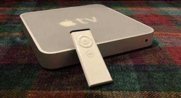 Apple TV 1. generace 600x324 - Apple 25. května (mája) ukončí podporu iTunes Store na některých zařízeních