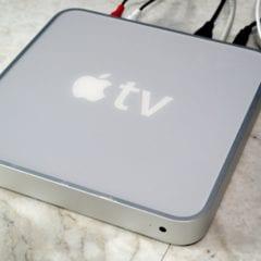 Apple TV 1st gen 240x240 - Apple 25. května (mája) ukončí podporu iTunes Store na některých zařízeních
