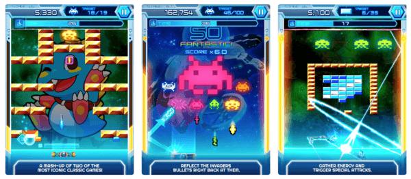 Arkanoid vs Space Invaders  600x262 - Zlacnené aplikácie pre iPhone/iPad a Mac #06 týždeň