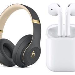 Beats Studio 3 AirPods 240x240 - Apple plánuje v roku 2019 uviesť na trh nový HomePod, AirPods aj nové over-ear slúchadlá