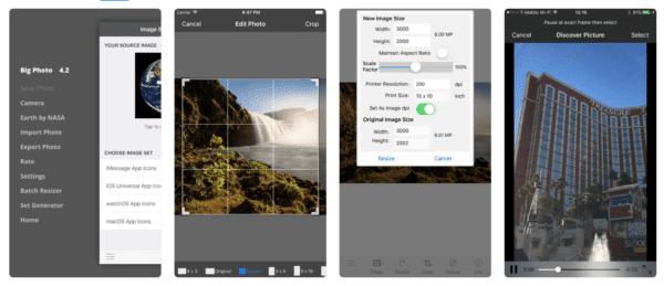 Big Photo 600x259 - Zlacnené aplikácie pre iPhone/iPad a Mac #12 týždeň