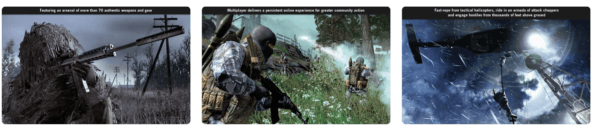 Call of Duty® 4 Modern Warfare™  600x132 - Zlacnené aplikácie pre iPhone/iPad a Mac #08 týždeň