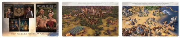 Civilization VI 600x129 - Zlacnené aplikácie pre iPhone/iPad a Mac #06 týždeň