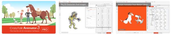 CrazyTalk Animator 3 Pro  600x126 - Zlacnené aplikácie pre iPhone/iPad a Mac #06 týždeň