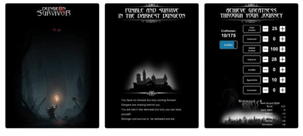 Dungeon Survivor 600x269 - Zlacnené aplikácie pre iPhone/iPad a Mac #05 týždeň