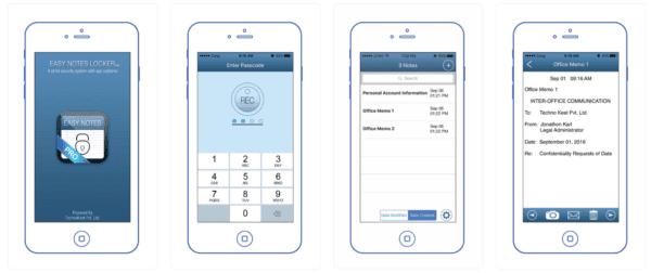 Easy Notes Locker Pro 600x252 - Zlacnené aplikácie pre iPhone/iPad a Mac #07 týždeň