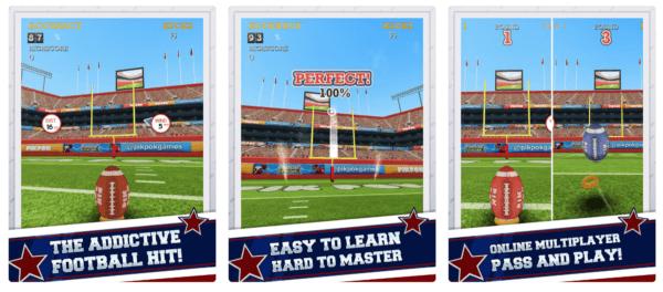 Flick Kick Field Goal 600x264 - Zlacnené aplikácie pre iPhone/iPad a Mac #05 týždeň