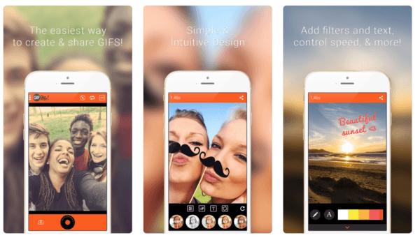 Gif Me Camera 600x344 - Zlacnené aplikácie pre iPhone/iPad a Mac #06 týždeň