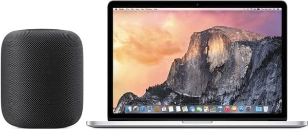HomePod Mac 600x253 - Jak streamovat audio z Macu do vašeho HomePodu