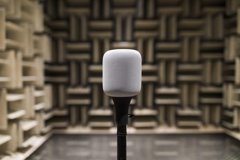 HomePod audio lab 001 - Novinky za uplynulý týždeň: prvé dojmy z HomePodu, zdravie batérie v iOS 11.3, úniky kódu a ďalšie