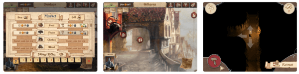 Merchants of Kaidan 600x150 - Zlacnené aplikácie pre iPhone/iPad a Mac #08 týždeň