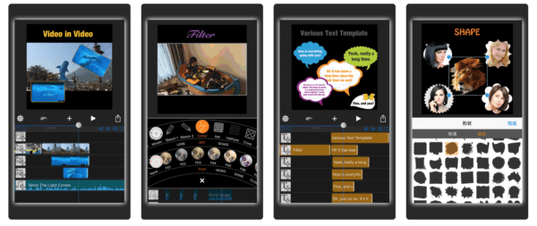MovieSpirit Movie Maker Pro 600x253 - Zlacnené aplikácie pre iPhone/iPad a Mac #13 týždeň