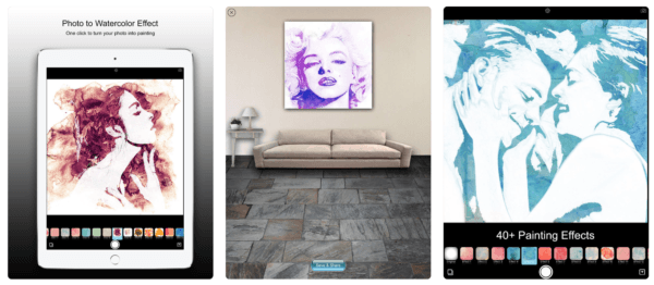 PhotoJus Paint FX Pro 600x262 - Zlacnené aplikácie pre iPhone/iPad a Mac #06 týždeň