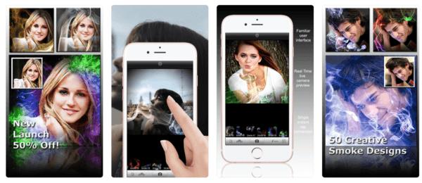 PhotoJus Smoke FX Pro 600x260 - Zlacnené aplikácie pre iPhone/iPad a Mac #07 týždeň