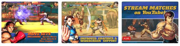 Street Fighter IV CE 600x156 - Zlacnené aplikácie pre iPhone/iPad a Mac #06 týždeň