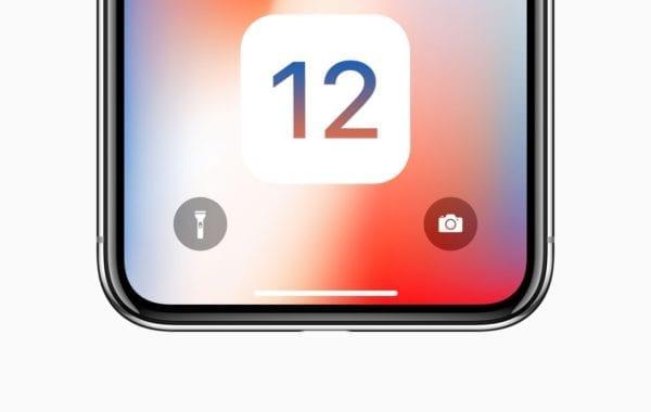 iphone x display ios 12 icon 600x380 - Apple s vývojom iOS 12 spomaľuje, sústrediť sa chce na kvalitu