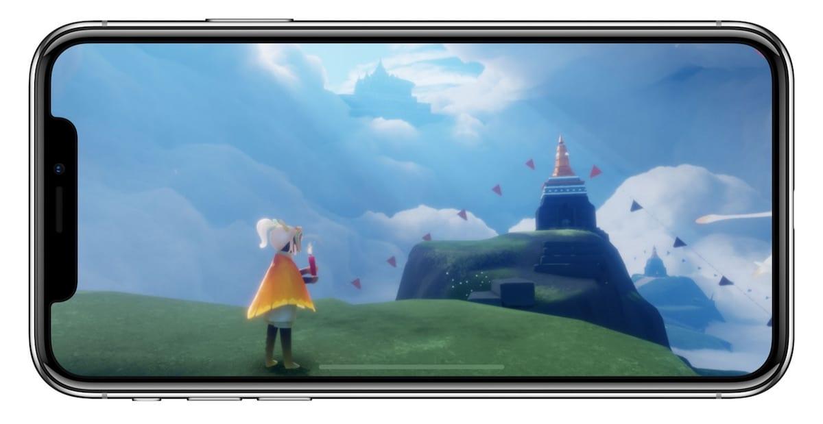 iphone x sky game - Novinky za uplynulý týždeň: prvé info o iOS 12, rekordné zisky, viedenský Apple Store a ďalšie...