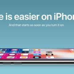 life is easier on iphone x 240x240 - Apple sériou videí opäť láka používateľov Androidu ku kúpe iPhonu