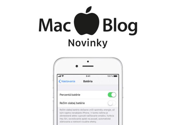 macblog novinky 2018 feb2 600x428 - Novinky za uplynulý týždeň: prvé dojmy z HomePodu, zdravie batérie v iOS 11.3, úniky kódu a ďalšie