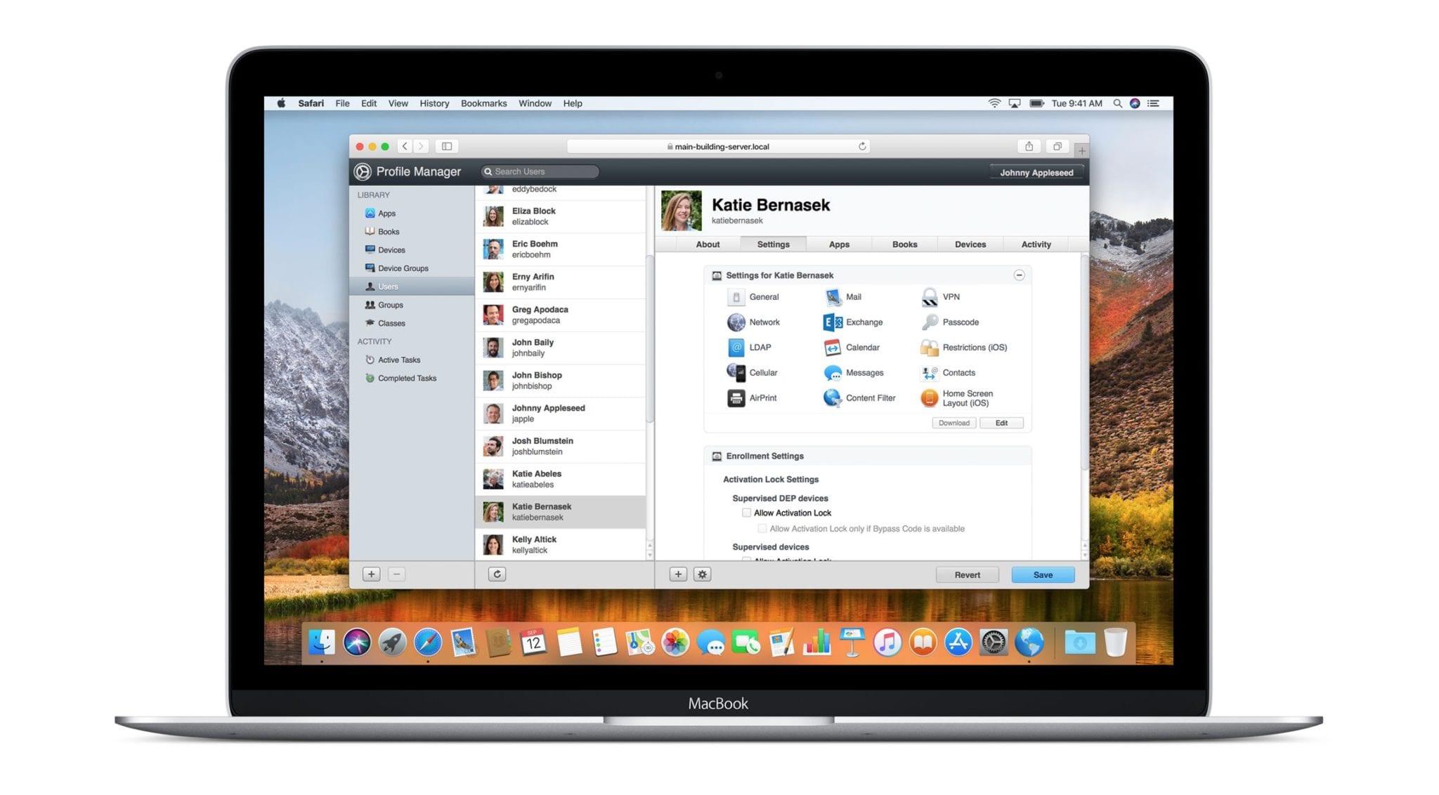 macos server high sierra macbook - Novinky za uplynulý týždeň: prvé info o iOS 12, rekordné zisky, viedenský Apple Store a ďalšie...