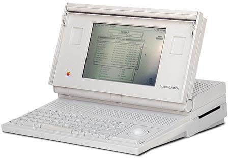 macportable - Spät do minulosti: Apple PowerBook a MacBook