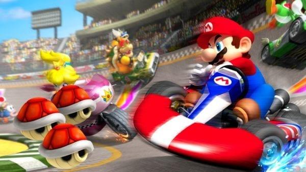mario kart 1 600x338 - Nintendo pripravuje Mario Kart pre iPhone