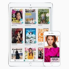Apple acquires Texture 03122018 240x240 - Predplatné magazínov v Apple News by mohlo prísť už na jar