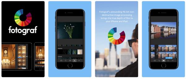 Fotograf 600x256 - Zlacnené aplikácie pre iPhone/iPad a Mac #10 týždeň