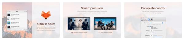 Gifox – GIF Recording Shari… 600x132 - Zlacnené aplikácie pre iPhone/iPad a Mac #10 týždeň