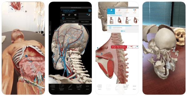 Human Anatomy Atlas 2018 1 600x310 - Zlacnené aplikácie pre iPhone/iPad a Mac #13 týždeň