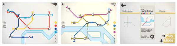 Mini Metro 600x156 - Zlacnené aplikácie pre iPhone/iPad a Mac #11 týždeň