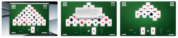 Pyramid Solitaire Cards 600x129 - Zlacnené aplikácie pre iPhone/iPad a Mac #11 týždeň
