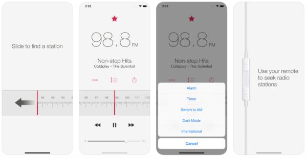 RadioApp 600x310 - Zlacnené aplikácie pre iPhone/iPad a Mac #8 týždeň