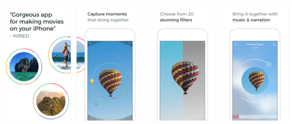 Spark Camera 600x255 - Zlacnené aplikácie pre iPhone/iPad a Mac #13 týždeň
