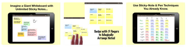 Stickyboard 2 600x152 - Zlacnené aplikácie pre iPhone/iPad a Mac #10 týždeň