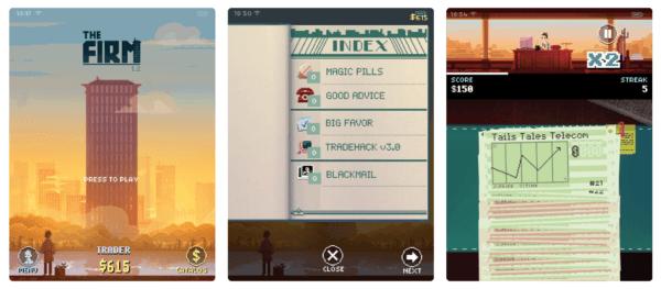 The Firm 600x263 - Zlacnené aplikácie pre iPhone/iPad a Mac #13 týždeň