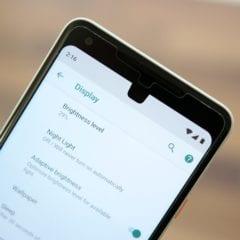 android p dp1 notch simulate 9to5google 240x240 - Google predstavil Android P, prináša podporu pre výrezy podobné iPhonu X