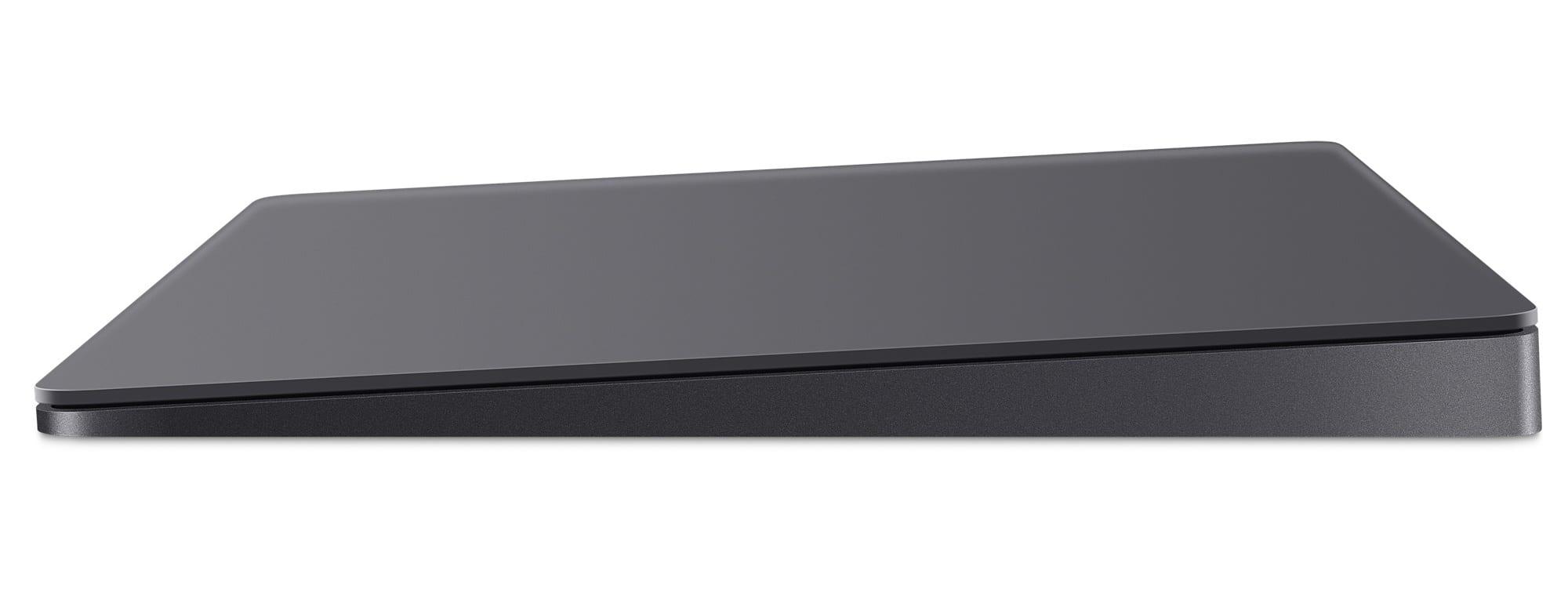 apple magic trackpad space gray - Apple začal prodávat černé příslušenství pro iMac Pro zvlášť
