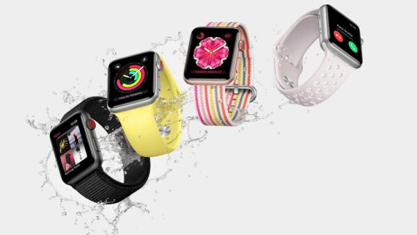 apple watch spring 600x338 - Nová jarní kolekce řemínků pro Apple Watch je nyní dostupná k zakoupení