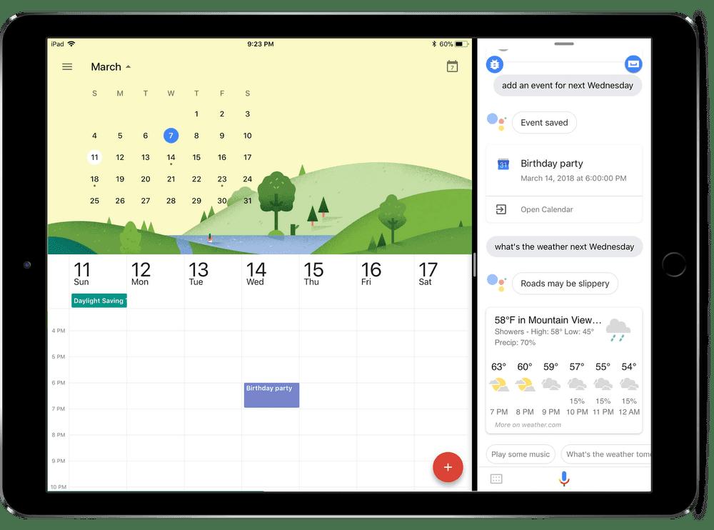google assistant ipad - Týždeň v skratke: WWDC, marcový Apple Event, nové produkty, o médiách a Siri...
